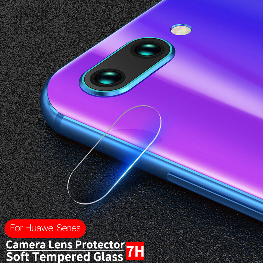Back Camera Lens Tempered Glass on For Huawei mate 10 20 p20 lite pro nova 3i 3e honor 10 Screen Protector Protective Glas Film image
