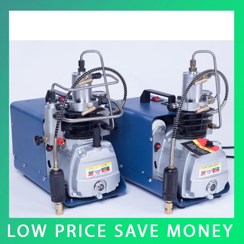 Water-cooled single-cylinder Electric High Pressure Air Pumps 30mpa Blast Pump  franke kbg 110 34 125 0176 637