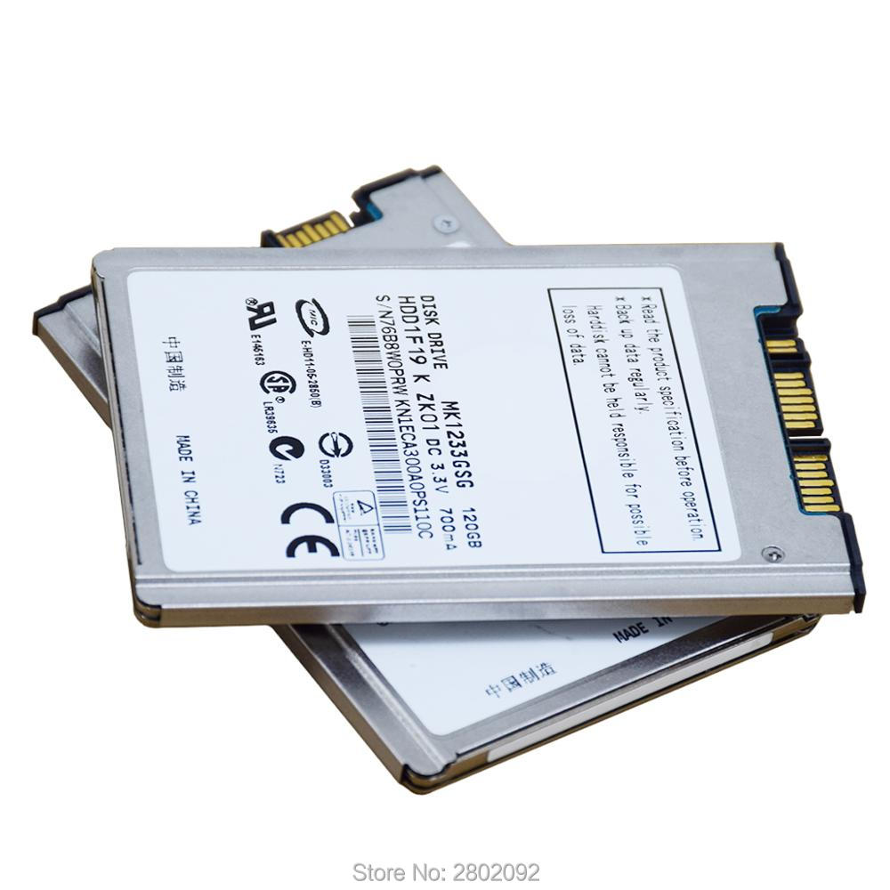New 120gb Hdd 1.8 Microsata Mk1233gsg For 2740p 2730p 2530p 2540p X300 X301 T400s T410s Replace Mk2529gsg Mk1633gsg Accessories & Parts