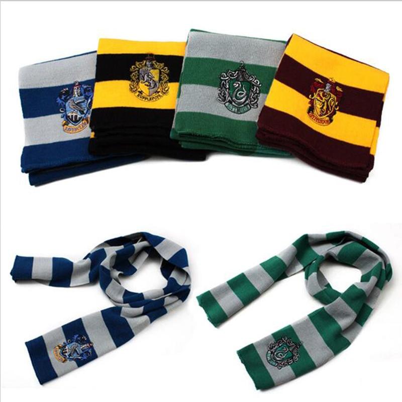 170 CM * 17 CM Bufandas de Moda Harry Potter Bufanda Mujeres Bufandas Hombres Bufanda De