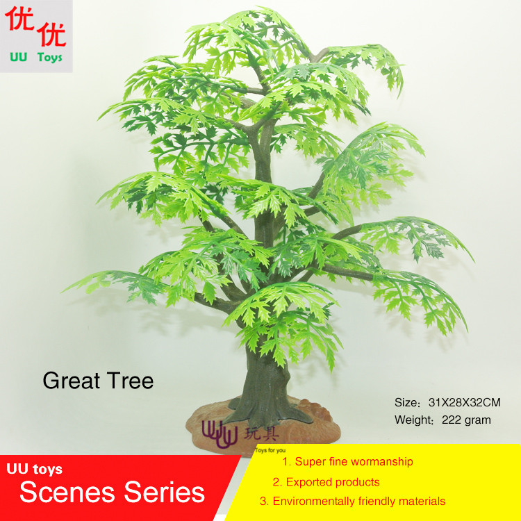 Hot toys:   Great Tree (Scenes Series) simulation tree  model tree  kids toys educational props hot sale 1000g dynamic amazing diy educational toys no mess indoor magic play sand children toys mars space sand