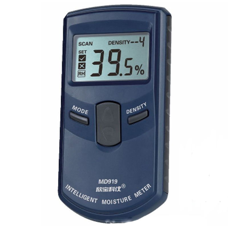 xinbaokeyi Md919 inductive digital wood lumber moisture meter 4 ~ 80% кувалда truper md 6f 19884