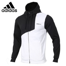 caf6491ee513b Original New Arrival 2018 Adidas NEO Label CS HOODY Men's jacket Hooded  Sportswear(China)