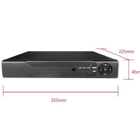 CCTV 8CH POE-Sicherheitssystem / Kit mit 8CH 1080P NVR, 8pcs 720P - Schutz und Sicherheit - Foto 2