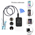 for iOS/ Android Wifi Wireless Endoscope Borescope 6LED 720P 2.0MP Tube Snake Pipe Inspection Camera 9mm 1m /1.5m /2m HH01