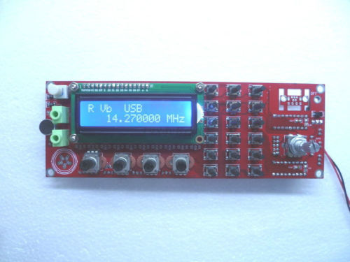 все цены на  0~55MHz DDS Signal Generator AD9850 Direct Digital Synthesis For HAM Radio DIY  онлайн