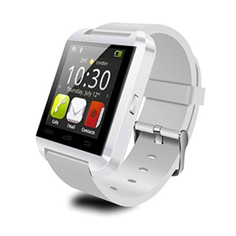 100% QualitäT 1 Stück Smart Handgelenk Uhren Telefon Kamerad Bluetooth 4,0 Für Android Htc Samsung Elektronische Herren Uhren Top Marke Gute Qualität Hk & 50
