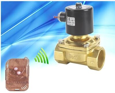 Remote Control Water Valve/electric Valve Control System/remote Switch Faucet/solenoid Valve Package