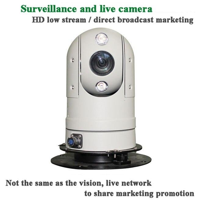 HK 960 P caméra en direct RTMP caméra 1080 P Onvif IP caméra 4 K caméra en direct vidéo classe de diffusion camerliving encodeur