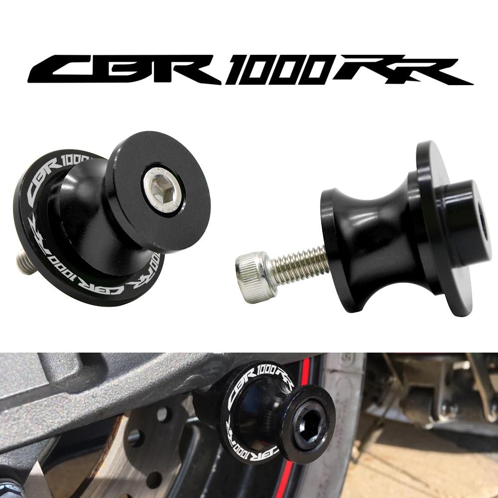 Motorcycle Accessories Swingarm Spools slider stand screws  For honda CBR1000RR  CB1000R CBR 1000RR