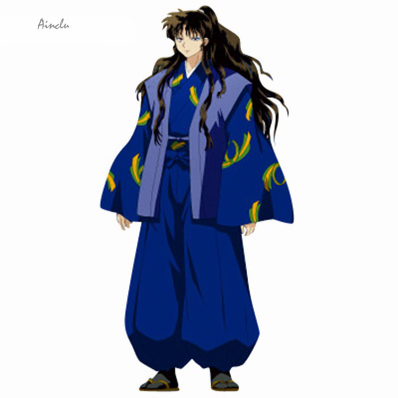Inuyasha Jakotsu And Naraku: Ainclu Customize For Adults And Kids InuYasha Naraku