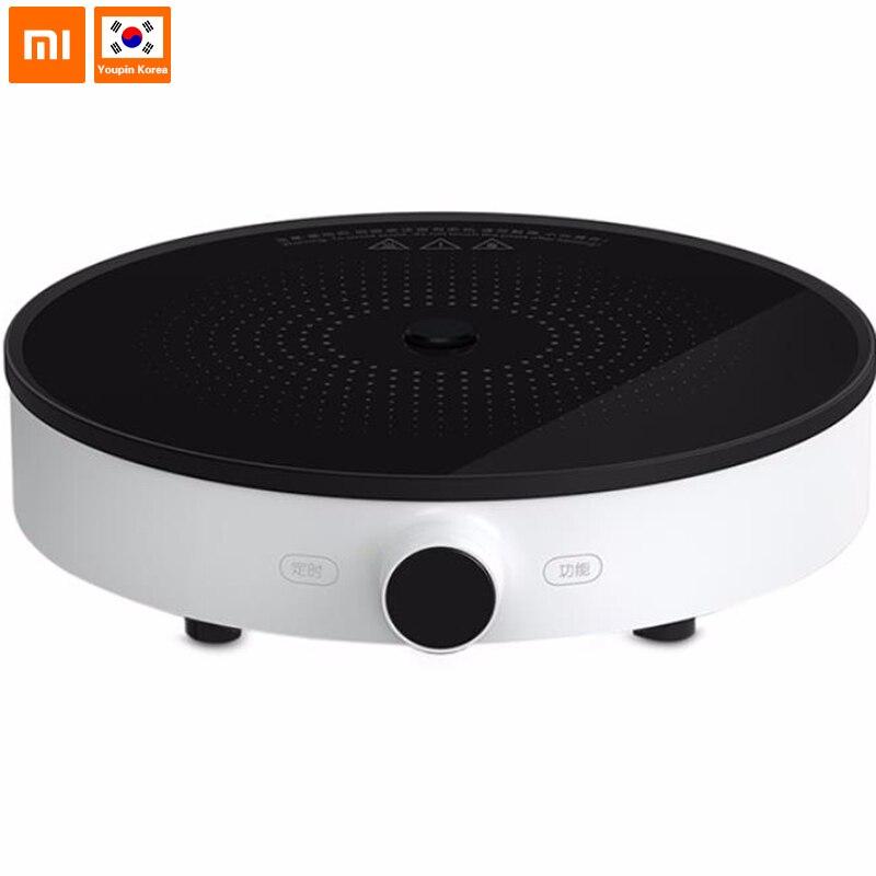 Cuisinières à induction d'origine Xiao mi mi jia mi maison intelligente créative contrôle précis plaque à Induction tuile Hot Pot APP télécommande - 2