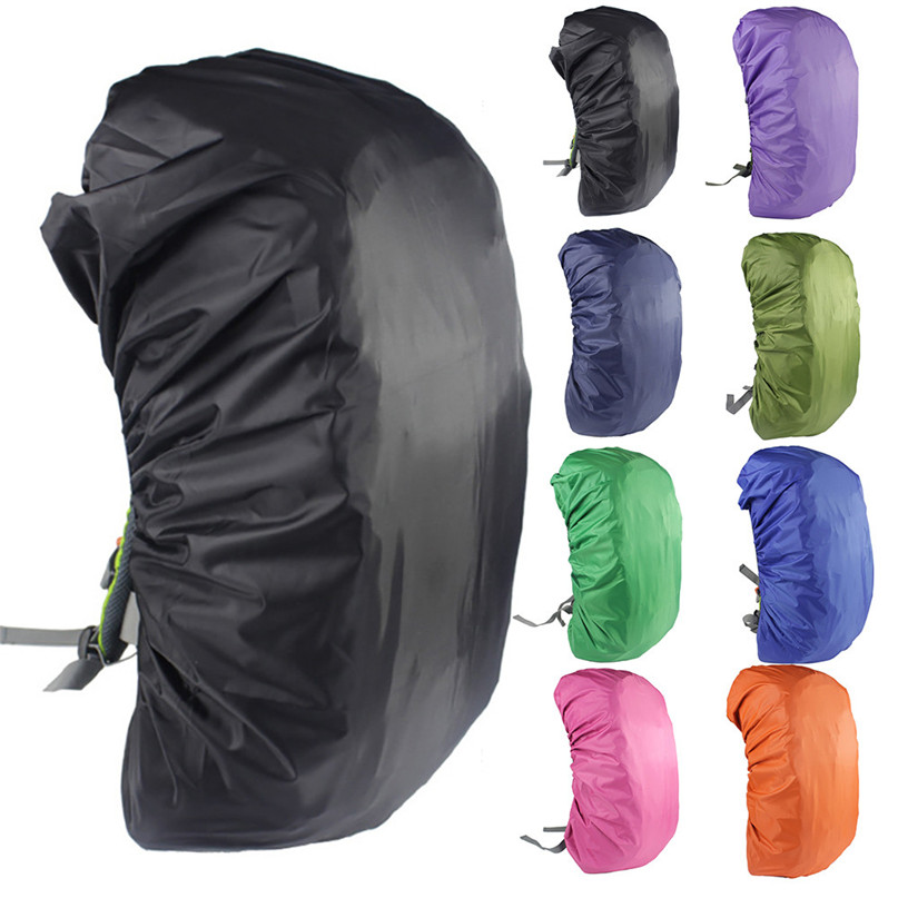 Wear-resistant Backpack Rain Cover Outdoor Waterproof Backpack Mountaineering Bag Rainproof Cover Bag Rain Cover #2N09 (17)