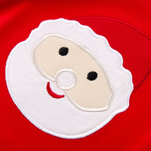 Christmas Themed Romper Pajamas for Babies