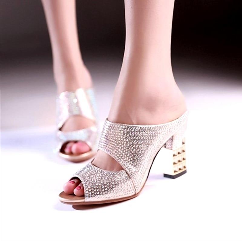 f156cd8c5f64 As Poire Plage Pantoufles Carrés as Couleur Sandales Femme J084 Woamn  Picture Bohême Picture Chaussures Mixte ...