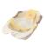 Cabestrillo de malla Plato de Ducha Estante Niño Bebé Baño Cama Suave Antideslizante alfombra de Baño Neta Bebé Asiento de Baño Masaje T En Forma de Red cama