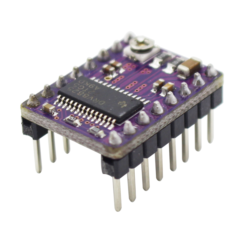 US $0 74 Stepper Driver A4988 DRV8825 stepper motor driver +