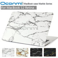 Cool Fahion Marble Texture Funda Case For Apple Macbook 12 Retina Laptop Bag 12 Inch Hard