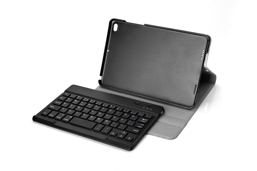 Removable Wireless Bluetooth Russian/Hebrew/Spanish Keyboard Stand PU Leather Case For Xiaomi Mi Pad 2 Mipad 2 2Gen 7.9 Tablet