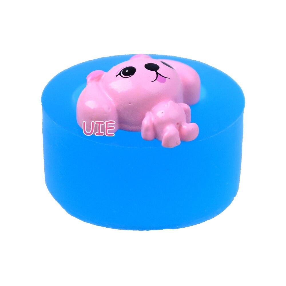 Dyl437u 20.8 мм Kawaii собака силиконовые формы-животного Плесень Sugarcraft Еда безопасный помады, ювелирная смола, конфеты, Скрапбукинг, печенье