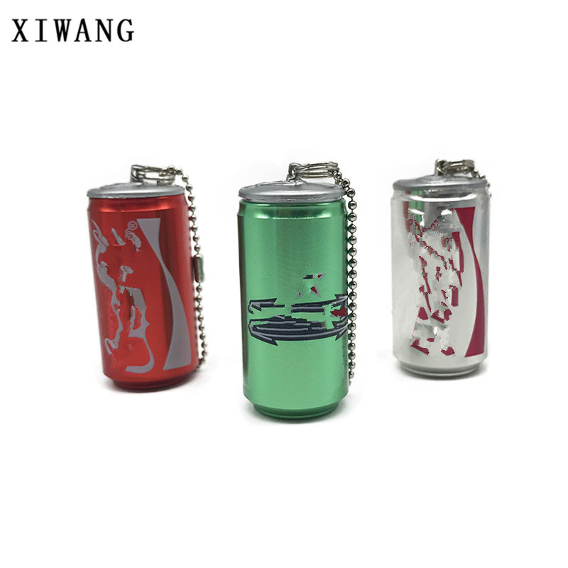 Metal Drink Bottle Beer Bottle USB 2 0 Flash Drive 4GB 8GB 16GB 32GB 64GB Portable Pendrive Memory Stick Free Shipping in USB Flash Drives from Computer Office