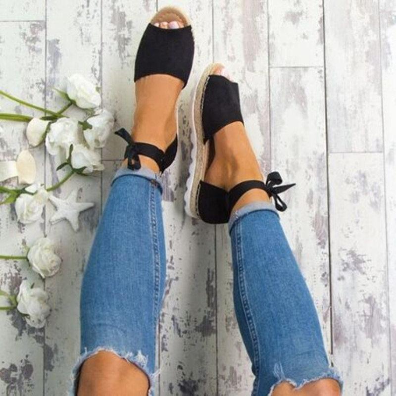 2018 shoes Women sandals women Summer shoes  flat Shoes Roman gladiator sandals mujer sandalias Ladies Flip Flops Footwear 8888W