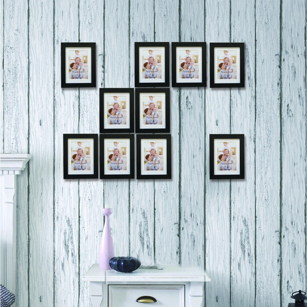 wooden picture frames to decorate