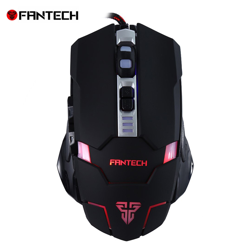 FANTECH Z2 Original Gaming Wired Mouse USB Optical 3200DPI Mouse Mice Cable 7 Buttons For LOL GTA5 CS GO Gamer Mice High Quilty image