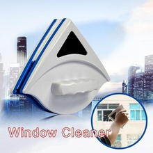 Original Home Window Cleaner Wiper Glass Cleaner Tool Double Side Magnetic Brush for Washing Windows Glass Brush Cleaning Tools все цены