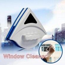 Оригинальный дом стеклоочиститель Стекло Cleaner Инструмент Double Side Магнитный щетка для мытья окон Стекло щетка для очистки инструментов 3- 24 мм