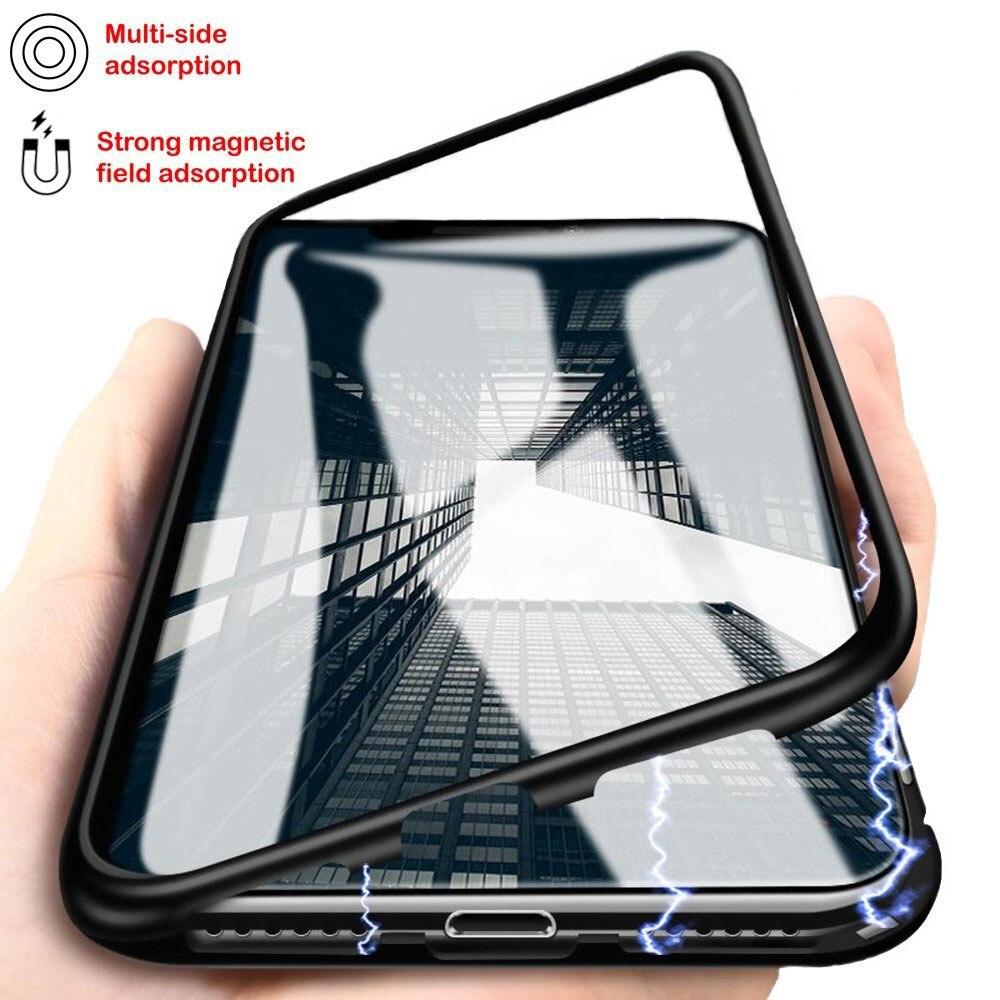 Untuk Iphone Tombol Home Stiker Touch Id Aluminium Telefoon Button List For Ipad Ipod Sticker Ascromy Magnetic Case X Bingkai Logam Tempered Kaca Back Cover 7