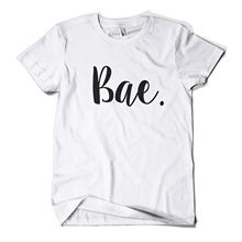 Bae Printed T-Shirt Hipster Design Urban Streetwear Womens Mens Girls Tee Top New T Shirts Funny Tops Tee New  free shipping стоимость