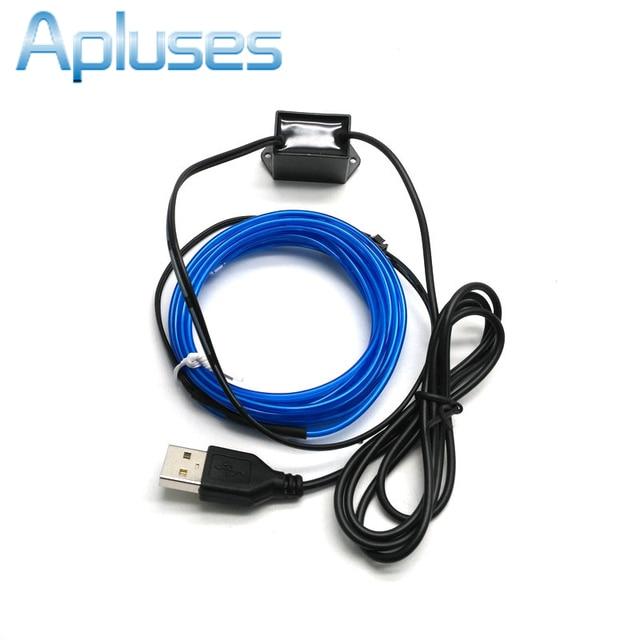 5 V USB Neon TV Lichter Dance Decor Licht Neon led lampe Flexible ...