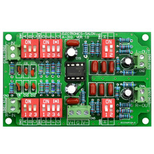 Electronics Salon Stereo Phono RIAA модуль предусилителя Board, Preamp, MD A310.