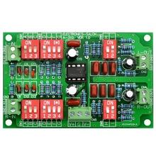 Elektronika Salon Stereo Phono RIAA przedwzmacniacz modułu zarządu, przedwzmacniacz, MD A310.
