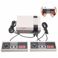 Retro Classic Gaming Consoles Built In 500 Old Childhood Game With 2 Dual Control Handles 1