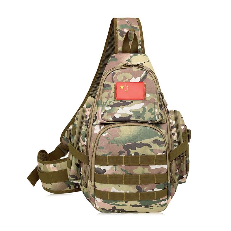900D Nylon Camouflage Sports de Plein Air Sac À Dos Tactique Camping Militaire Sac À Dos Escalade Voyage Multi-but En Plein Air Sacs