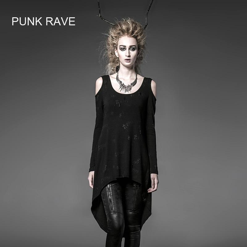 पंक रे गॉथिक समर रॉक ब्लैक - महिलाओं के कपड़े