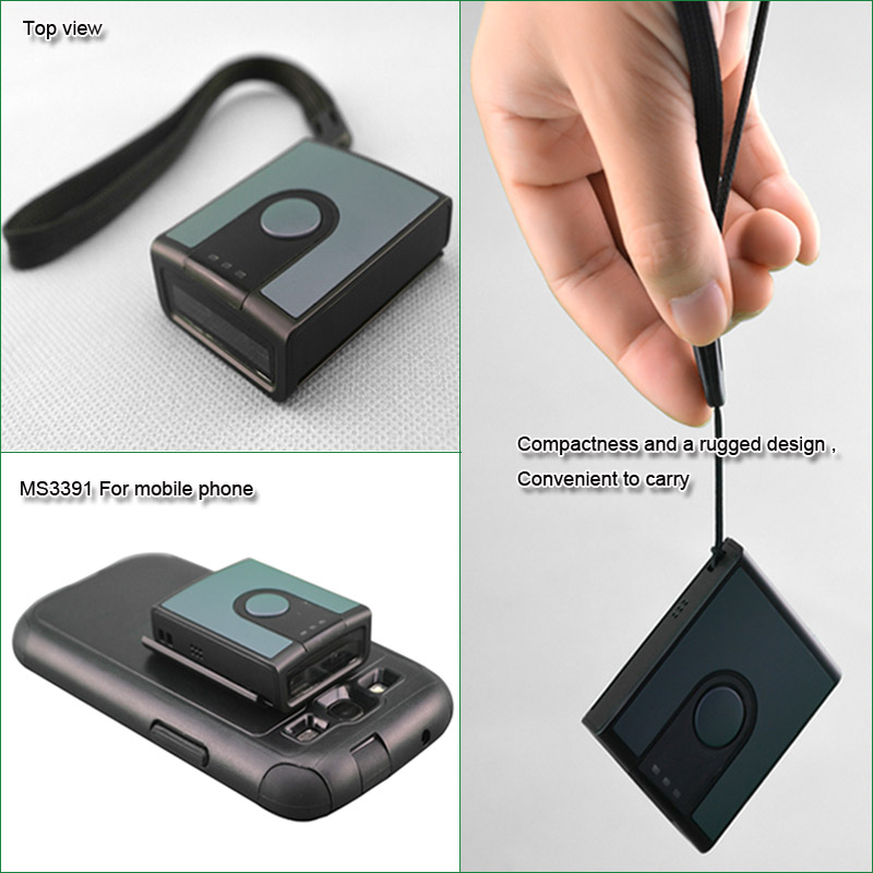 Ms3391 C Low Price Wireless Ccd Bluetooth Handheld Barcode Scanner