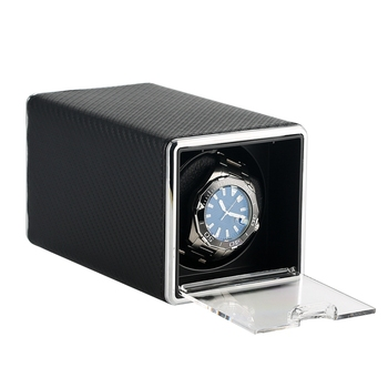 EU/US/AU/UK Plug Mechanical Watch Winder Motor Shaker Holder Watch Winders Watch Box With Automatic Winding Storage + USB Cable