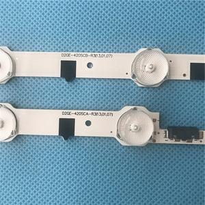 Image 3 - LED Backlight strip 14 lamp For SamSung 42 inch TV D2GE 420SCB R3 D2GE 420SCA R3 2013SVS42F HF420BGA B1 UE42F5500 CY HF420BGAV1H