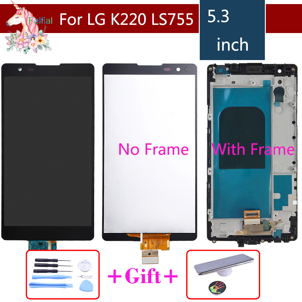 For LG X Power K220 K220DS K220DSF K220DSZ K220F K220H K220T