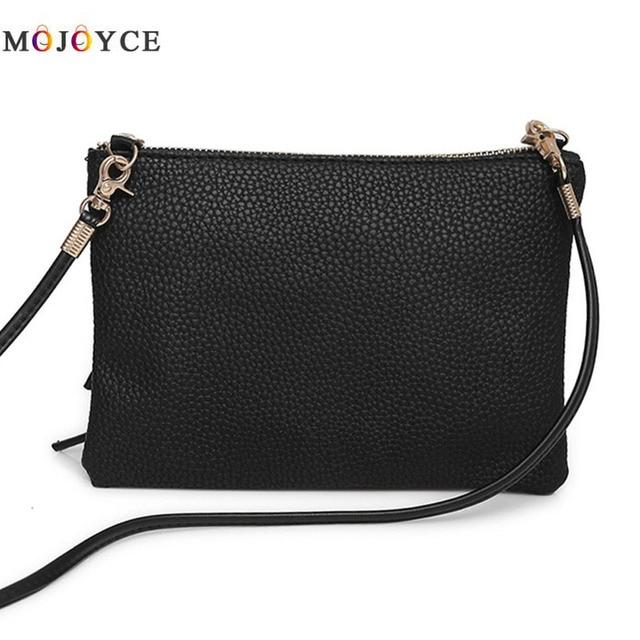 Leather Shoulder Cross body Handbag 3