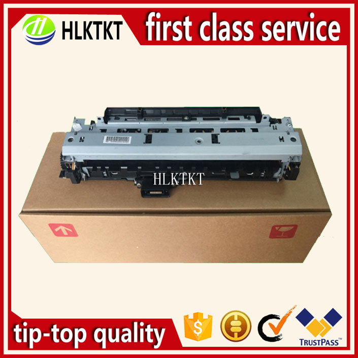цена на for HP 5200 M5025 m5035mfp 5200 5025 5035 5035mfp Fuser unit Fuser Assembly , RM1-2522-000 (110V) RM1-2524-000 (220V)