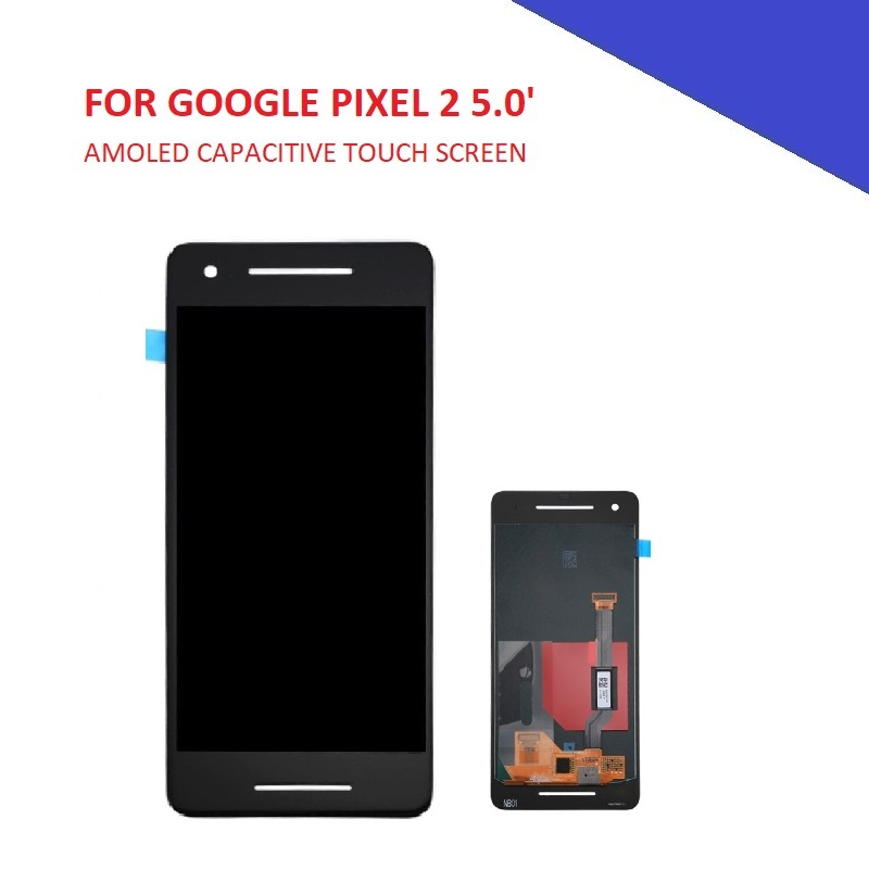 5.0' OLED Display For Google pixel 2 pixel2 LCD Screen Touch Panel Assembly Mobile Phone Parts for Pixel2-in Mobile Phone LCD Screens from Cellphones & Telecommunications    1