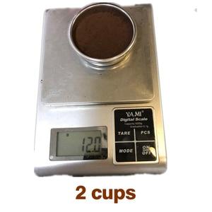Image 3 - コーヒー 51 ミリメートルシングル/ダブル層フィルターバスケット delonghi コーヒーマシンユニバーサルパウダーボウル半自動コーヒーアクセサリー