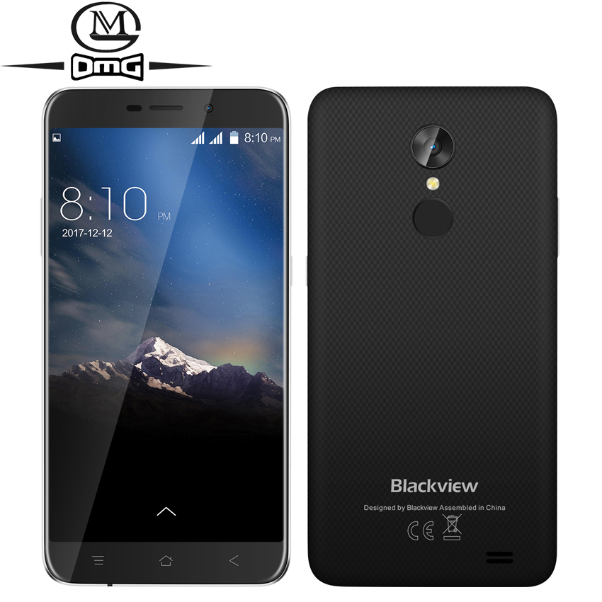Blackview A10 Unibody Android 7 0 smartphone 2GB RAM 16GB ROM 5 0 inch HD MT6580A