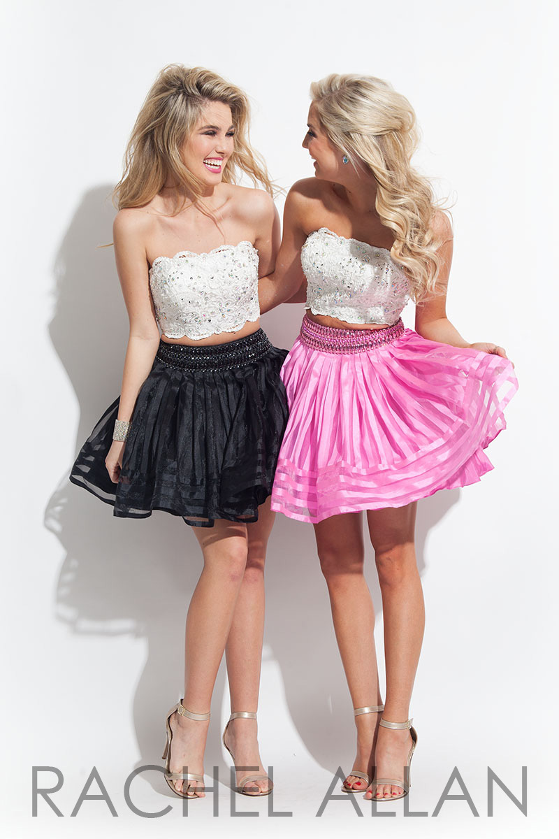 Online Buy Wholesale black 2 piece short prom dresses from China ...