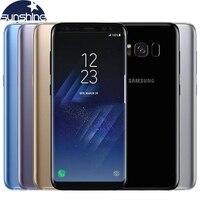 Original Samsung Galaxy S8 Plus 4G LTE Octa Core Mobile Phone 4G RAM 64G ROM 6