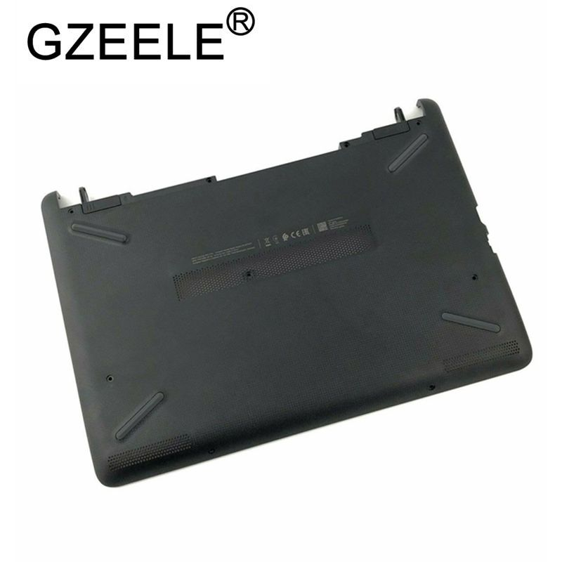 GZEELE New Bottom Case lower Base for HP 14 BS 14 BW 14 bs058na Bottom Base Chassis Case Cover 925324 001 370P1TPF03A black-in Laptop Bags & Cases from Computer & Office    1